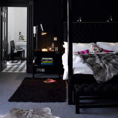 Black Bedroom Furniture 2011