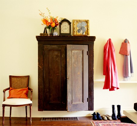 decorology: Entryway inspiration: Prepare for the influx of