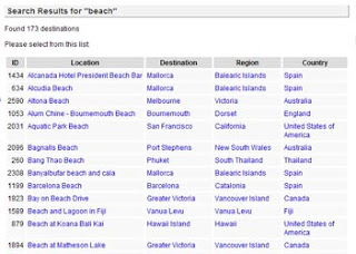 Search Results for 'Beach' on Panoramic Earth