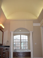 Sheffield Master bath ceiling