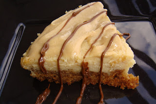 CheeseCake et sa sauce tout Speculoos