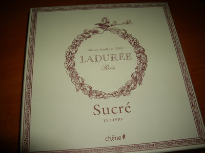laduree macarons livre patisseries