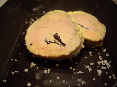 Foie gras maison truffes