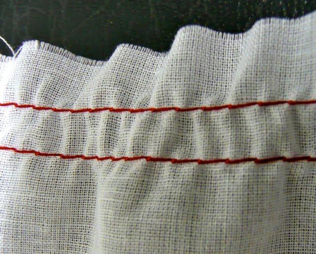 gather stitch sewing machine
