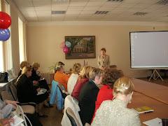 Instituut Detstvo, 26. mai 2008.