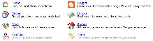 neue Google Apps