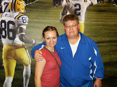 me and my dad at LSU :)