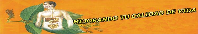 MEJORANDO TU CALIDAD DE VIDA