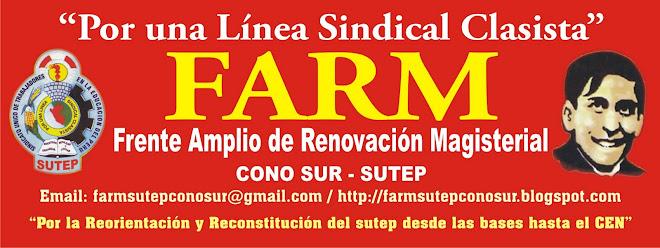 FARM SUTEP CONOSUR