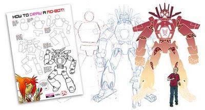 Garen's Mo-Bot looks GANGSTA!