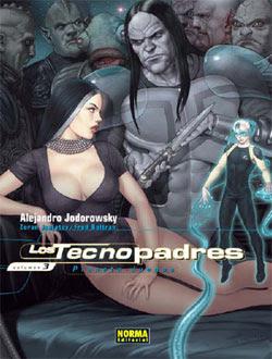 Los tecnopadres - Alejandro Jodorowsky - Zoran Janjetov [CBR | Español | 170.50 MB]