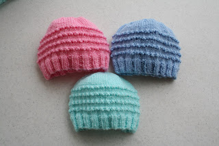 Just My Size Preemie Hat Pattern (Knit) All Crafts For Charity