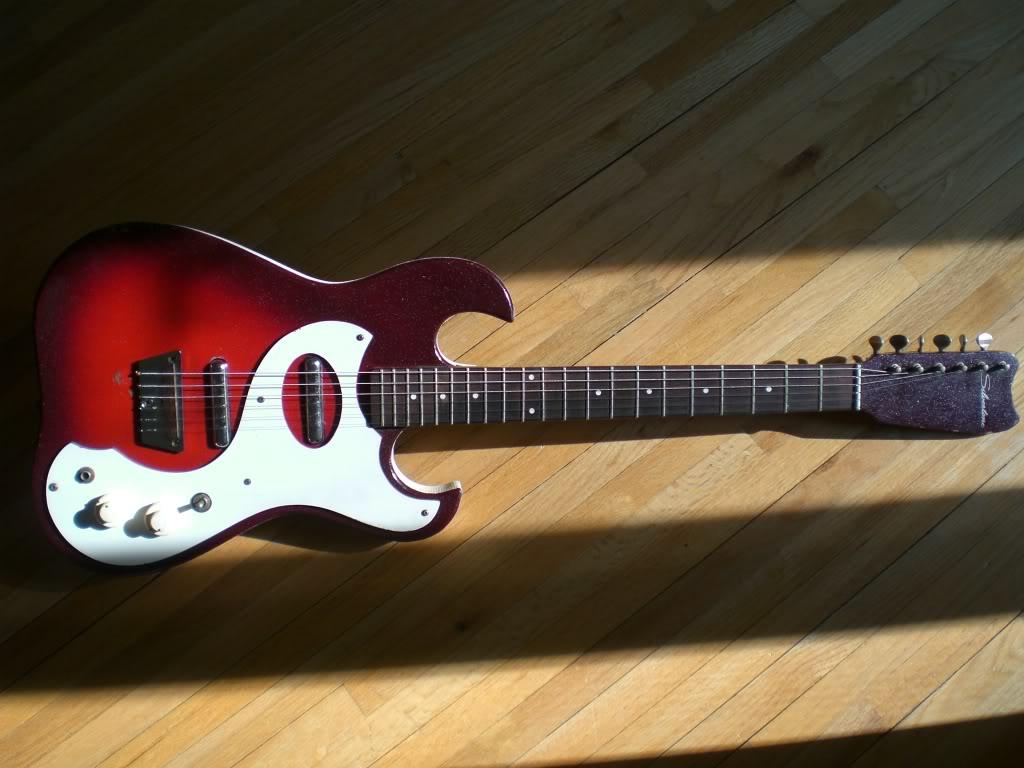 Dating silvertone guitars
