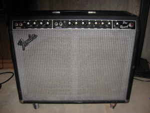 Fender pro reverb dating