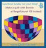 Bargello Bowl
