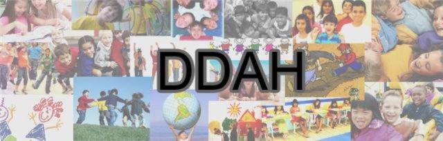 DDAH - Hiperactividade com défice de atenção