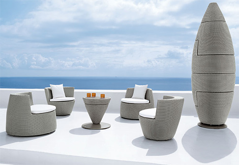 Bog dise os muebles para ambientes exteriores for Muebles tormo