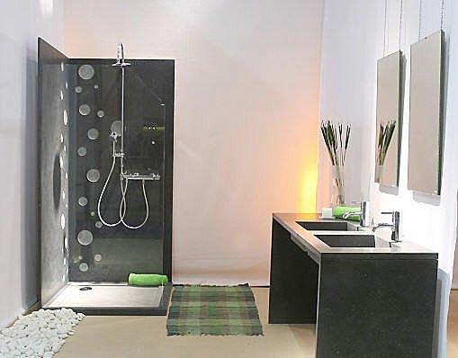 Baños Modernos Pequenos Fotos:Baño modelo Viena de empresa Macral Bathconcepts Mobiliario con