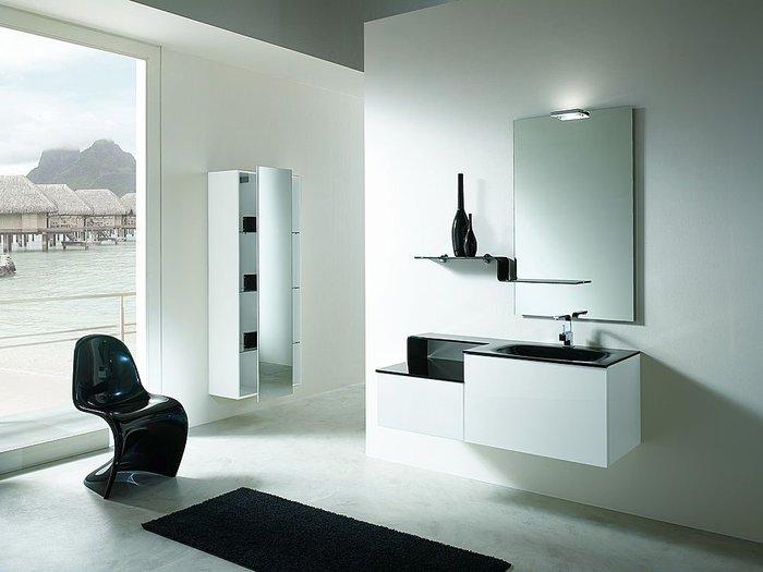 Baños Minimalistas Imagenes:Baño modelo Viena de empresa Macral Bathconcepts Mobiliario con