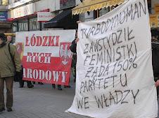 Feministki vs TurboDymoMen - Relacja