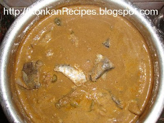 Fish Curry Malvani