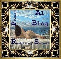 Premio al Blog Romántico y Sensual