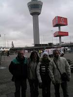 Aeropuerto de Schipol - Amsterdam