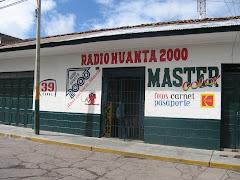 LOCAL DE RADIO HUANTA 2000