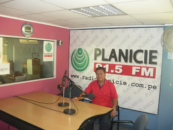 EN RADIO PLANICE DE LIMA