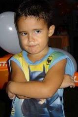 Meu neto: NETINHO