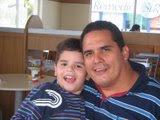 Meu neto Sandrinho