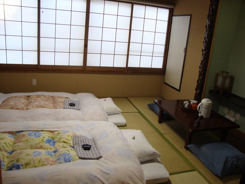 Piece N Peace Staying In Ryokan Sawanoya
