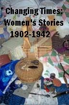 Congratulations, Sharon, on being published in: Women on Quilts