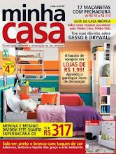 Nossa casa na revista!!!