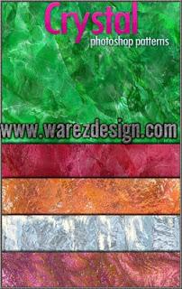 Crystal pattern Terr4