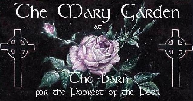 The Mary Garden at the Barn