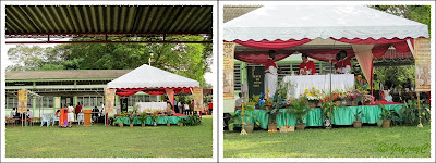 Eucharistic Mass was celebrated in the grounds of Chapel of St Jude in Gopeng, Perak