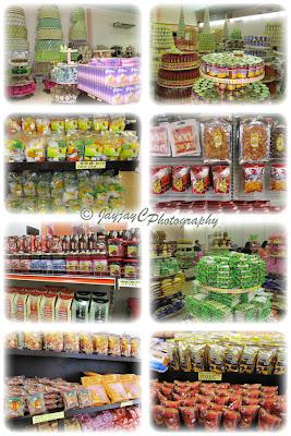 Tan Kim Hock, Malacca's Products Main Center
