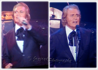 Engelbert Humperdinck at his 2010 Legacy Of Love World Tour concert at the Arena of Stars, Genting Highlands