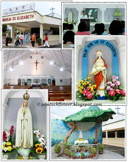 St Elizabeth Church in Kota Tinggi, Johor