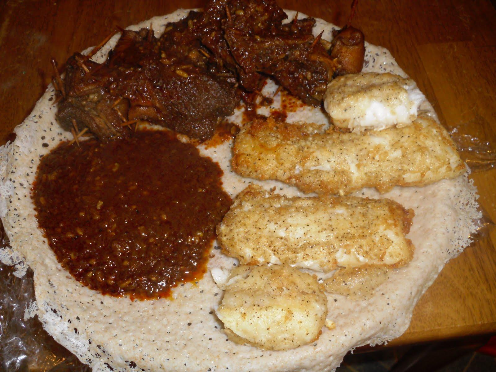 Yeassa tibs fried fish a faranje cooks habesha monday april 12 2010 forumfinder Image collections