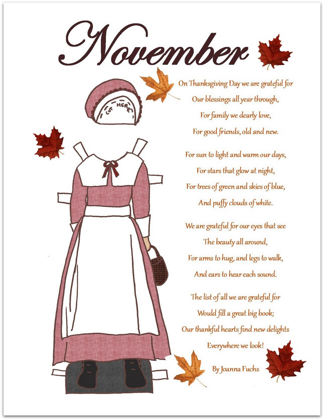 november poem analysis Get an answer for 'does the poem my november guest by robert frost suggest that sorrow can make people see beauty where they did not see it before my november.