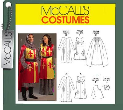 Faldas Medievales  Varios Modelos Con Patrones