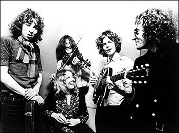 Fairport Convention: I'll Keep It With Mine