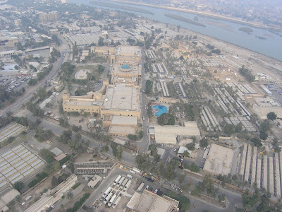 Embajada Estadounidense en Irak