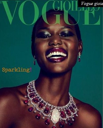 vogue+jewelry Young models. A favourite amongst the photographers.