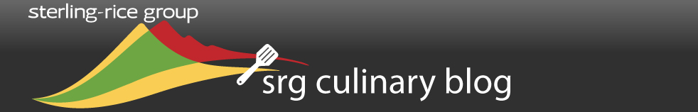 SRG CULINARY BLOG