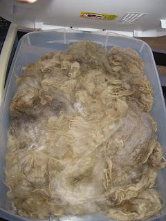 Tan shetland fleece