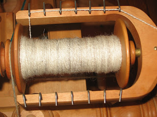 plying shetland