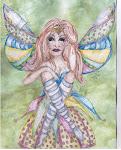 Wee Fairy-- sketch